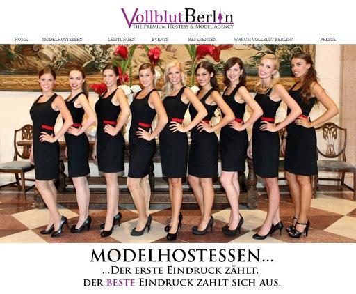 VollBlut Berlin / Hostessvermittlung