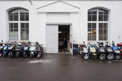 Anima Motorroller