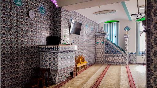 Emir Sultan Moschee