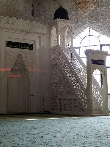 Omar Ibn Al Khattab Moschee