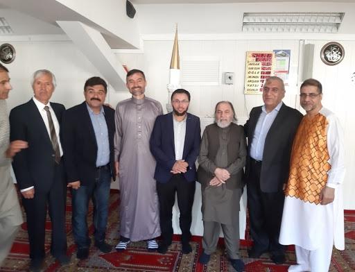 مرکز اسلامی اهلسنت و الجماعة افغانی های برلین
