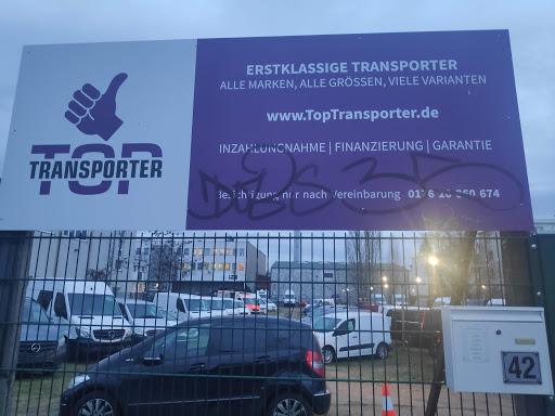TopTransporter Berlin TTB GmbH - Erstklassige Transporter - Alle Marken. Alle Größen. Viele Varianten