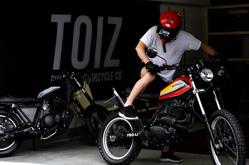 Toiz Custom Motorcycles