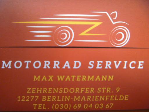 Motorrad Service Max Watermann