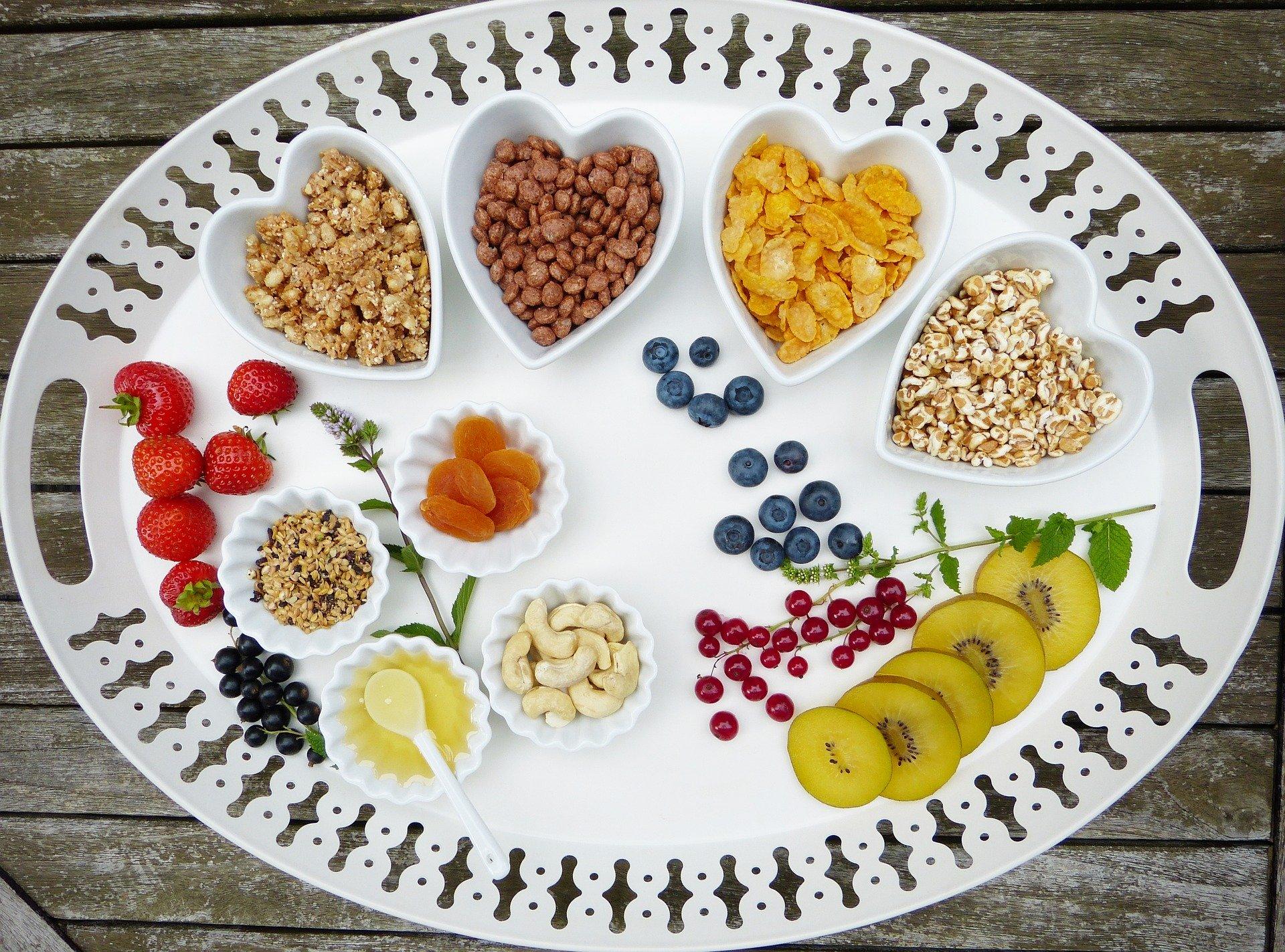 Podaż węglowodanów w diecie sportowca