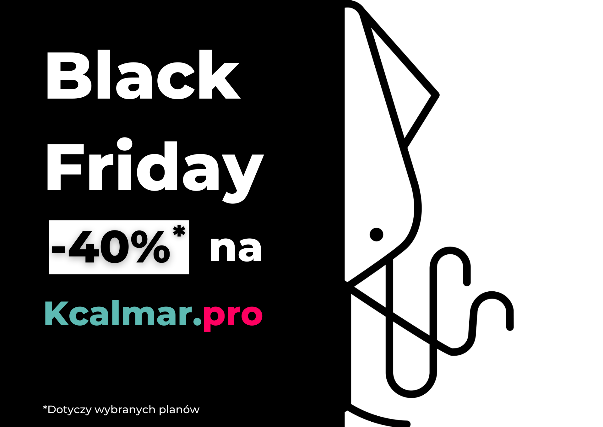Black Friday w Kcalmar.pro!