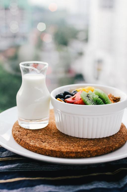 Mleko w codziennej diecie