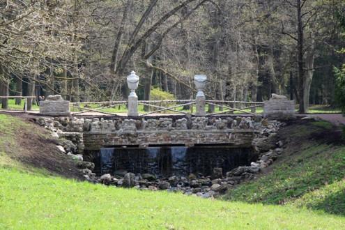Руинный мостик Старой Сильвии