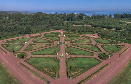 Нижний и Верхний Голландские сады