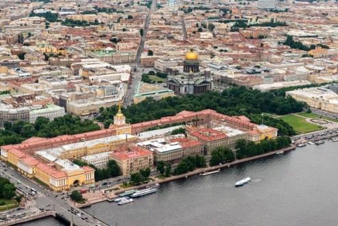 Адмиралтейство на Невском проспекте