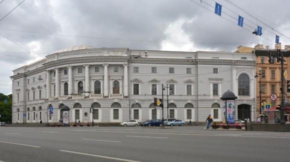 Библиотека на Невском проспекте
