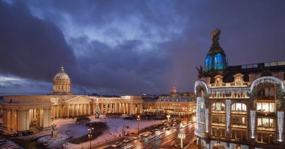 Казанский собор на Невском Проспекте