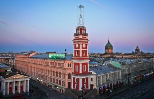 Здание Городской думы на Невском проспекте