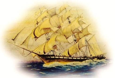 Трёхмачтовый фрегат Аврора