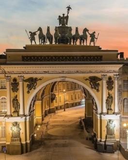 Арка на Дворцовой площади