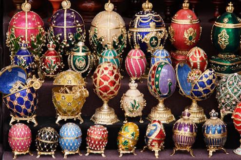 Пасхальные яйца Фаберже