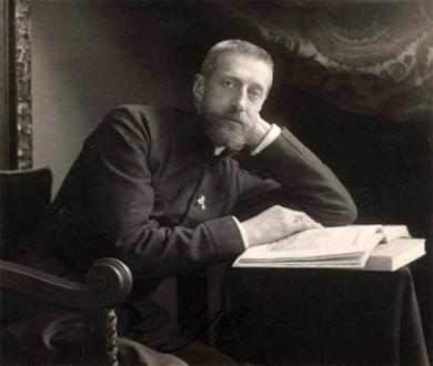 Князь и поэт Константин Константинович Романов