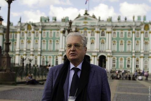Михаил Пиотровский - директор Эрмитажа