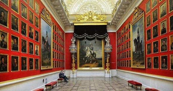 Портретный зал Джорджа Доу