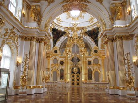 Малая церковь Зимнего дворца