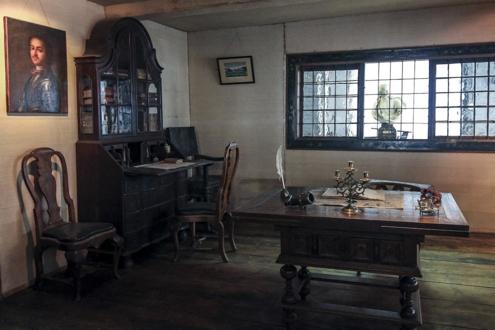Рабочий кабинет Петра I