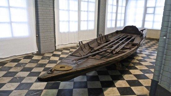 Лодка-верейка