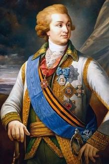 Князь Григорий Потемкин-Таврический