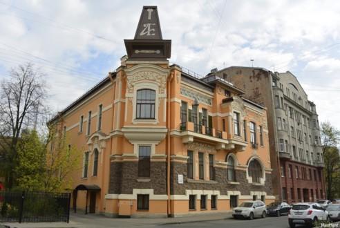 Особняк Молчанова и Савиной в Санкт-Петербурге