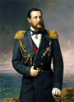 Князь Константин Николаевич