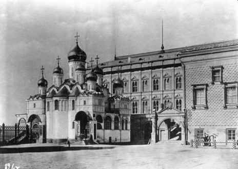 Благовещенский собор в начале XX века