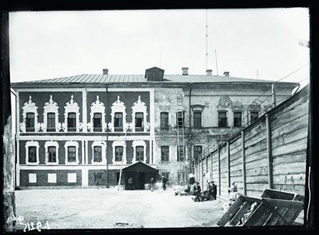 Реставрация палат. Конец 1920-х годов
