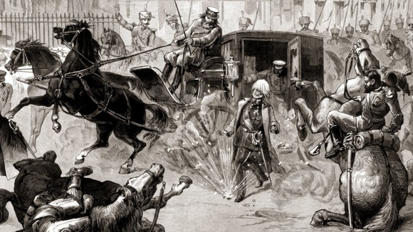 Покушение на императора Александра II Освободителя