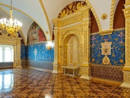 Теремной зал Большого Кремлёвского дворца