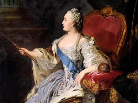 Императрица Екатерина Великая