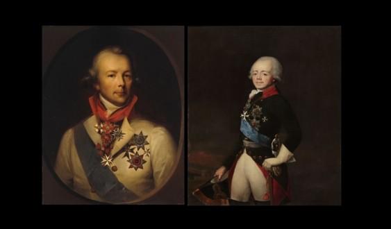 Павел I и Пётр Пален