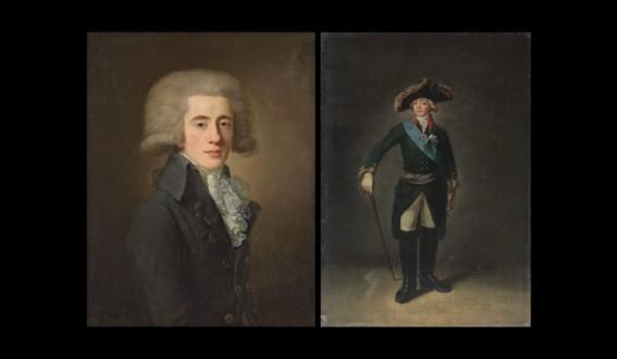 Павел I и граф Панин Никита Петрович