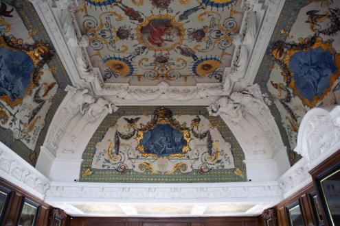 Купол над Парадным залом