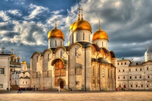Современный вид Успенского собора