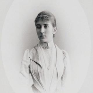 Великая Княгиня Милица Николаевна в Александрии
