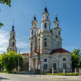 Калужская церковь Космы и Дамиана