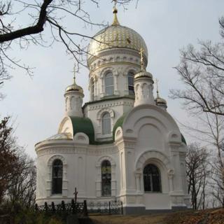 Свято-Троицкий Николаевский монастырь (Горные Ключи)