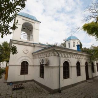 Греческая церковь Введения во храм Пресвятой Богородицы