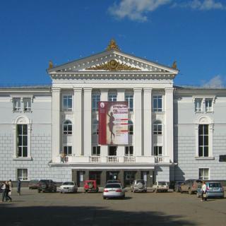 Пермский театр оперы и балета имени Чайковского