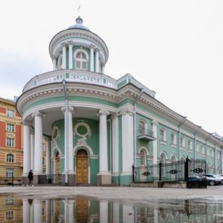 Дореволюционная лютеранская церковь Святой Анны