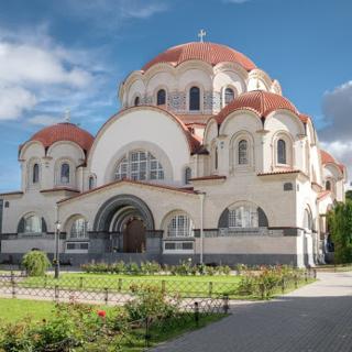 Казанская церковь Воскресенского Новодевичьего монастыря