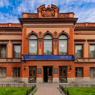 Дворец Великой Княгини Ольги Александровны