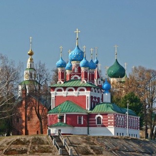 Уникальная церковь Димитрия на Крови