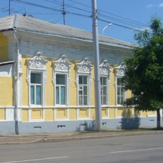 Усадьба Демидова. Самое старое здание Уфы
