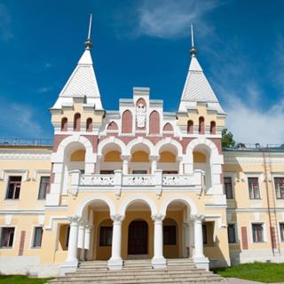 Усадьба фон Дервиза в Кирицах (Рязанская область)