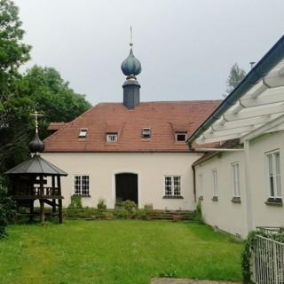 Монастырь Преподобного Иова Почаевского в Мюнхене